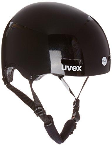 Uvex Skihelm HLMT 5 Radical, Black, 52-55 cm