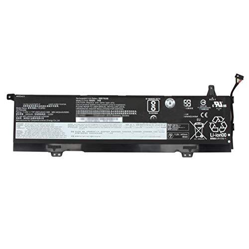 onlyguo 11.4V 51.5Wh 4520mAh L17L3PE0 Laptop Akku Ersatz für Lenovo Yoga 730-15IKB Serie Notebook L17C3PE0 5B10Q39196 5B10Q39197
