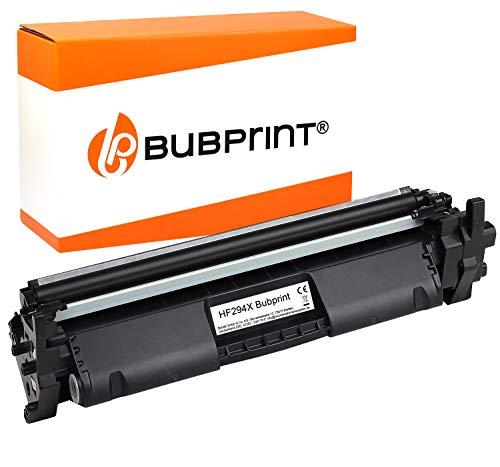 Bubprint XXL Toner kompatibel für HP CF294X CF 294 X 94X für Laserjet Pro M118 M118DW M148FDW M148DW MFP M148 M149 Schwarz 2.800 Seiten