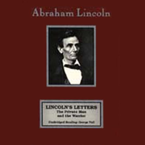 Lincoln's Letters audiobook cover art