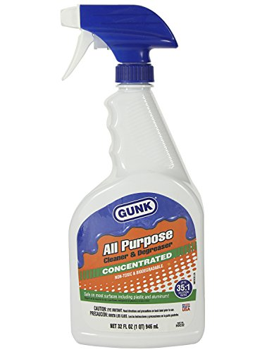 Gunk HDC32 All Purpose Cleaner and Degreaser - 32 oz.