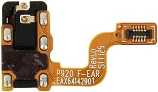 الهاتف المحمول الكابلات المرنة Earphone Jack Flex Cable for LG Optimus 3D / P920 الكابلات المرنة