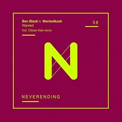 Ben Blash feat. Wantedkash