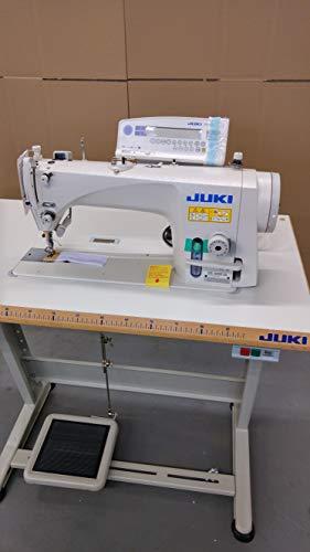 JUKI DDL 9000BSS - Máquina de coser industrial, cortador de hilos, totalmente automática, máquina de coser industrial, completa (con mesa y estructura)