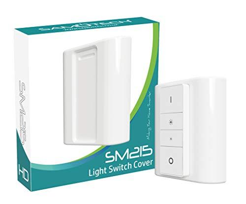 Samotech® Lichtschalter-Abdeckung für Philips Hue Dimmer (SM215-HD)