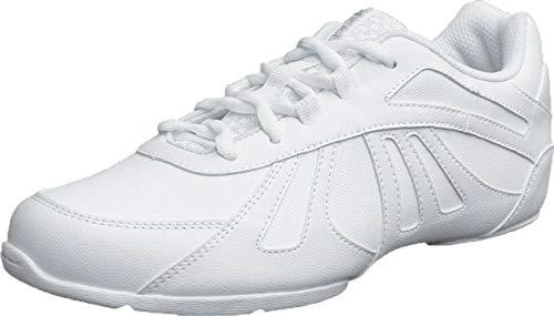 Kaepa Women's TouchUp Cheer Shoe, White, Size 6.5
