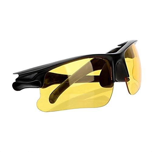 ERIOG Nachtsichtbrille Nachtsichtbrille Schutzausrüstung Sonnenbrille Schutzbrille Nachtsichtbrille