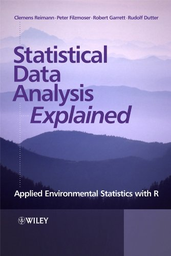 Statistical Data Analysis Explained: Applied Environmental Statistics with R