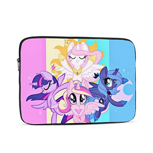 Laptop Sleeve Case- Multi Size My Little Pony Notebook Computer Protective Bag Tablet Briefcase Carrying Bag,12 Inch