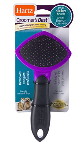 Hartz Groomer's Best Slicker Brush for Cat and Small Dog