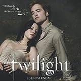 2022 Calendar: Twilight -18-month Calendar 2022 from Jul 2021 to Dec 2022 in mini size 7x7