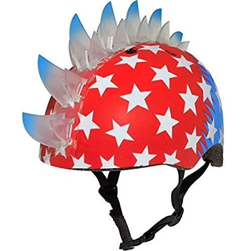 Raskullz AF1 Mohawk Multi-Sport Child Helmet with LED Lights