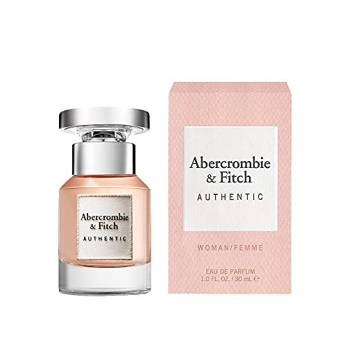Abercrombie and Fitch - Authentic Woman - Eau De Parfum - 30ML