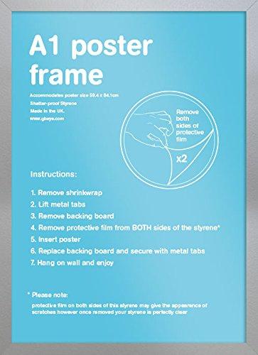 GB Eye LTD, Plata - A1, 59.4 x 84.1cm - Eton, Marco