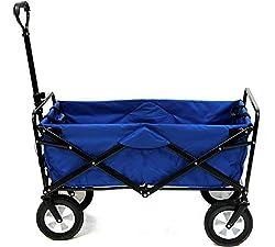 cheap Mac Sport Folding Cart, Blue