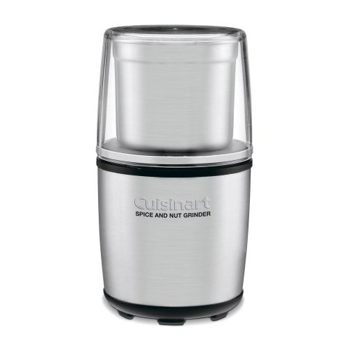 Cuisinart SG-10 Electric Spice-and-Nut Grinder (Renewed)