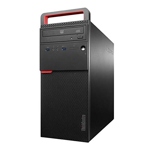 Lenovo PC Torre ThinkCentre M700 Intel G4400 RAM 8 GB SSD 120 GB Windows 10 WiFi (reacondicionado)
