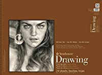"Strathmore Drawing Medium Paper Pad 18""X24""-24 Sheets"