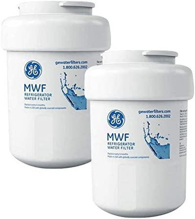 MWF Water Filter Replacement for GE Refrigerator Compatible with GE MWF MWFA MWFP GWF GWFA FMG product image