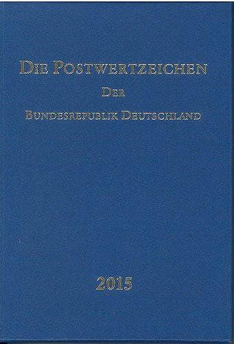 Goldhahn BRD Bund JAHRBUCH 2015 postfrisch Briefmarken für Sammler