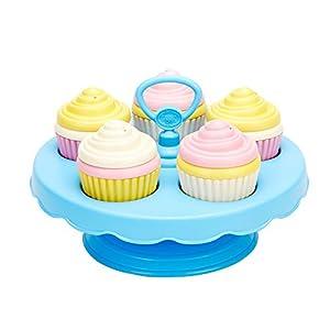 Green Toys Cupcake Set - 41rAxJJ8aDL - Green Toys Cupcake Set