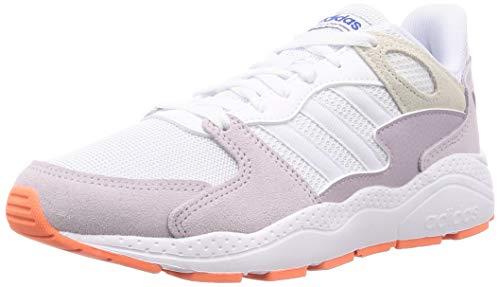 adidas Zapatillas Crazychaos para mujer., color Blanco, talla 42 EU