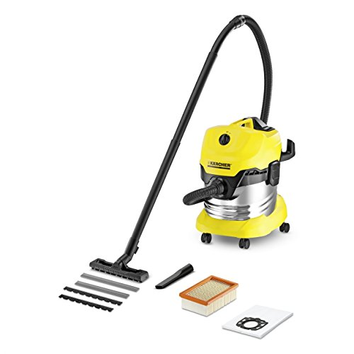 Kärcher WD4 Premium Wet and Dry Vacuum
