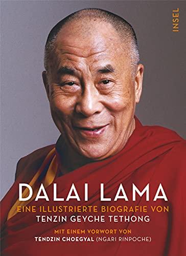 Dalai Lama: Eine illustrierte Biografie