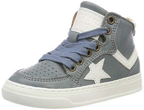 Bisgaard Unisex-Kinder 30720.119 Hohe Sneaker, Blau (Petrolio 1001-2), 33 EU