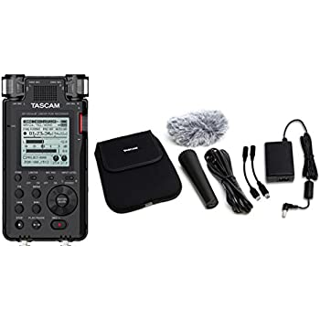 TASCAM リニアPCMレコーダー DR-100MKIII + アクセサリーパッケージ「AK-DR11G MKII」セット