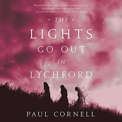The Lights Go Out in Lychford cover art