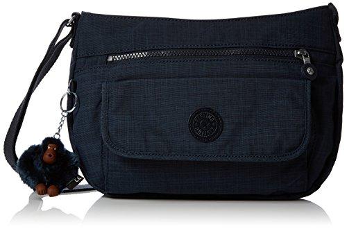 Kipling - Syro, Shoppers y bolsos de hombro Mujer, Blau (Dazz True Blue), One Size