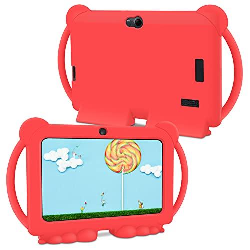 KATUMO Universal Funda para 7 Pulgadas Tablet - Protective Funda para HAEHNE Tablet 7, Pritom Kids Tablet 7 Funda Goma para Niños