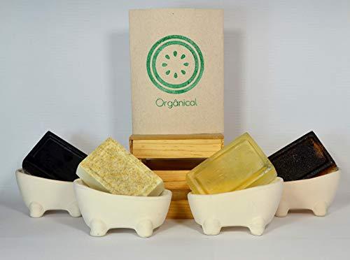 base jabon glicerina fabricante Jabones Organical México