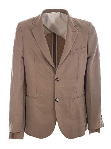 MAISON FLÂNEUR Luxury Fashion Mens Jacket Summer Brown