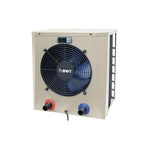 BWT Mini-Heizung Wärmepumpe | Maximal 2,5 kW Heizleistung | Ideal für Aufstellbecken und Whirlpools zwischen 2 und 15 m³ | Anschluss am Hausstrom