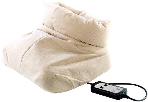 newgen medicals Zubehör zu Elektro-Fußwärmer: Ersatz-Fußsack für Shiatsu-Fußmassagegerät (NC-4977) (Fußwärmer mit Massage-Funktion)