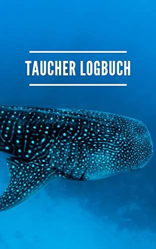 Taucherlogbuch: Scuba Taucher-Logbuch