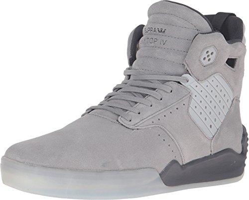 Supra Skytop IV, Hi-Top-Sneakers für Herren, Schwarz - Schwarz  - Größe: M/ 6.5 UK C/D US Women / 6 UK D(M) Men