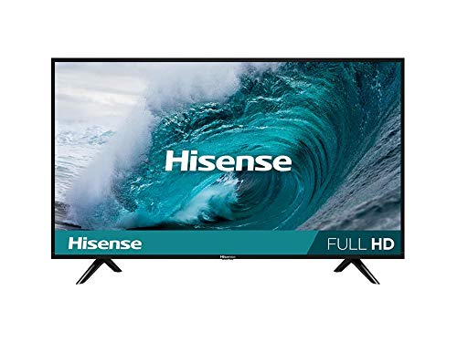 Hisense 40H5F Smart TV 40\', 1080p, Built-in Wi-Fi, 2019, Color Negro