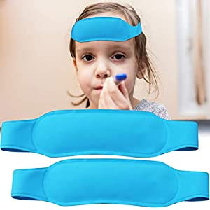 💕Material: other cooling headband we are not the same, we use new LYCRA fabric, making the product more comfortable during use, the surface of delicate, gentle cold transfer, using a special ratio of the internal gel, usually below room temperature 3...