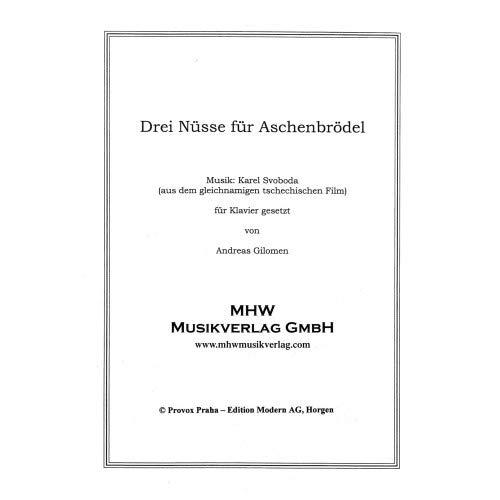 Karel Svoboda - 3 Nüsse für Aschenbrödel