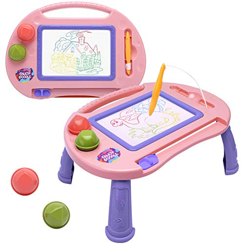 Magnetic Drawing Board for 1-2-Year-Old Girls