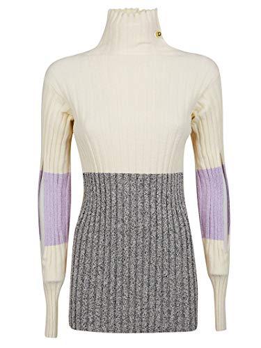 Luxury Fashion | Moncler Dames 9F70200C9031080 Beige Katoen Truien | Lente-zomer 20