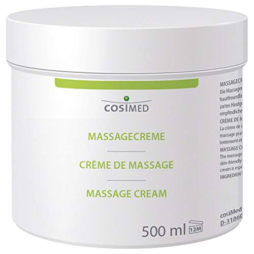 cosiMed Massagecreme, Massage Creme, Wellness, Physiotherapie, 500 ml
