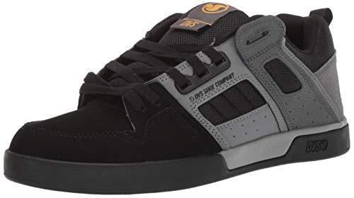 DVS Herren Comanche 2.0+, Schwarz/Grau New Black, 45 EU
