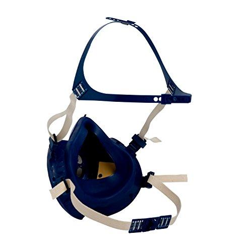 3M Atemschutz-Halbmaske Wartungsfrei, FFA1P2R D-Filters, 4251, EN-Sicherheit zertifiziert - 3