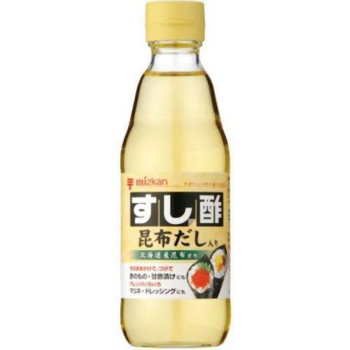 すし酢昆布だしいり 360ml /ミツカン(1瓶)