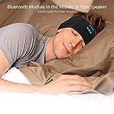 Immagine 2 cuffie per dormire linkax bluetooth