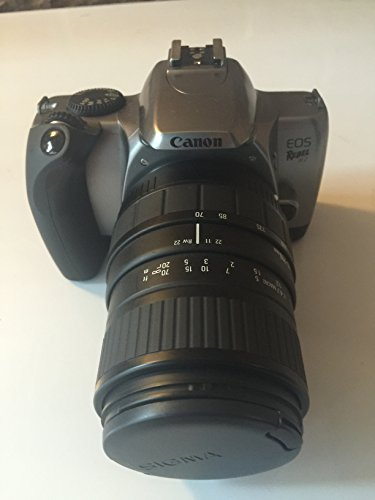 CANON EOS Rebel K2 with SIGMA ZOOM LENS